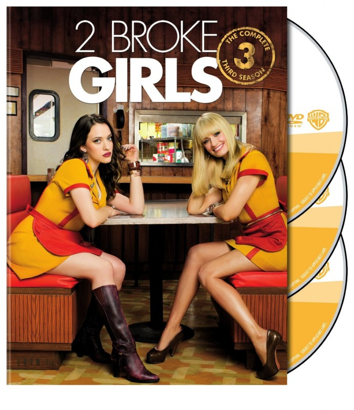 2 Broke Girls: Season 3