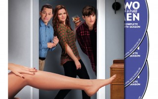 Two and a Half Men: The Complete Eleventh Season on DVD