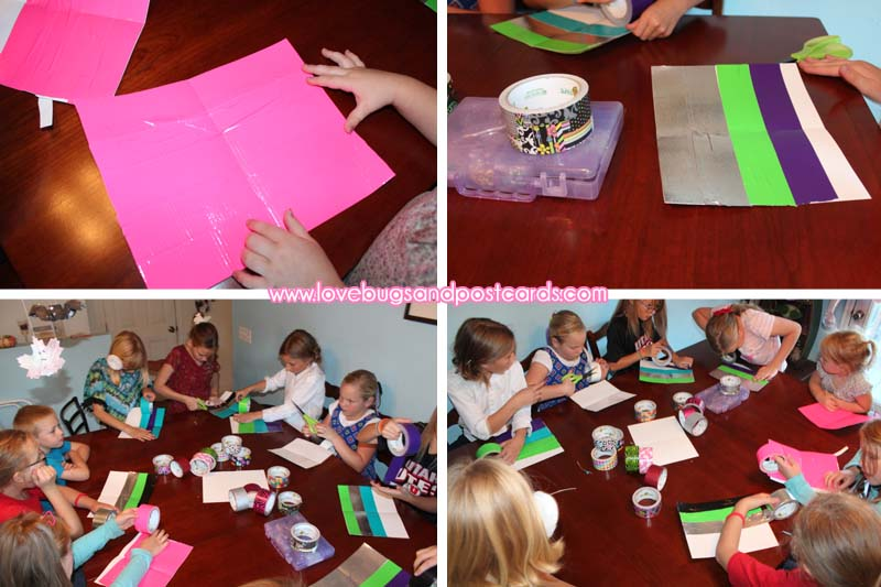 Duct Tape Party - Duct Tape Purses