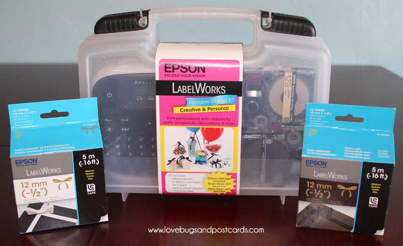 LabelWorks™ Printable Ribbon Kit Review