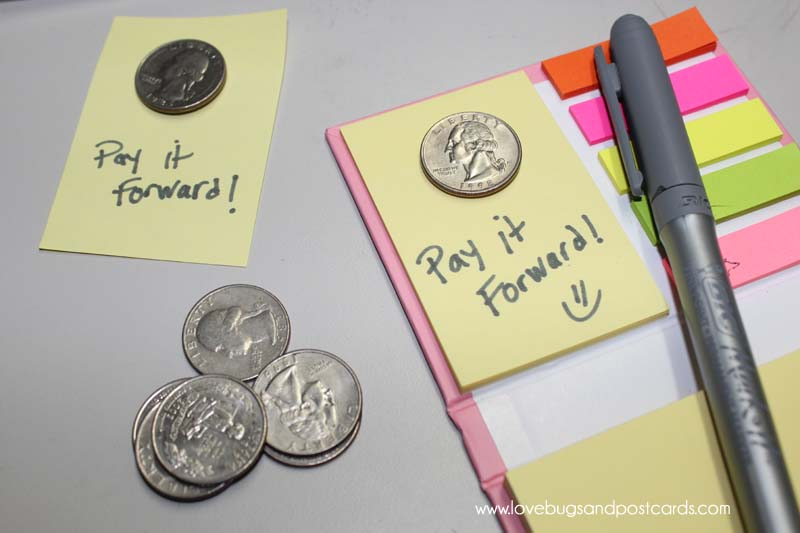 Pay it forward this Holiday Season #BicMerryMarking