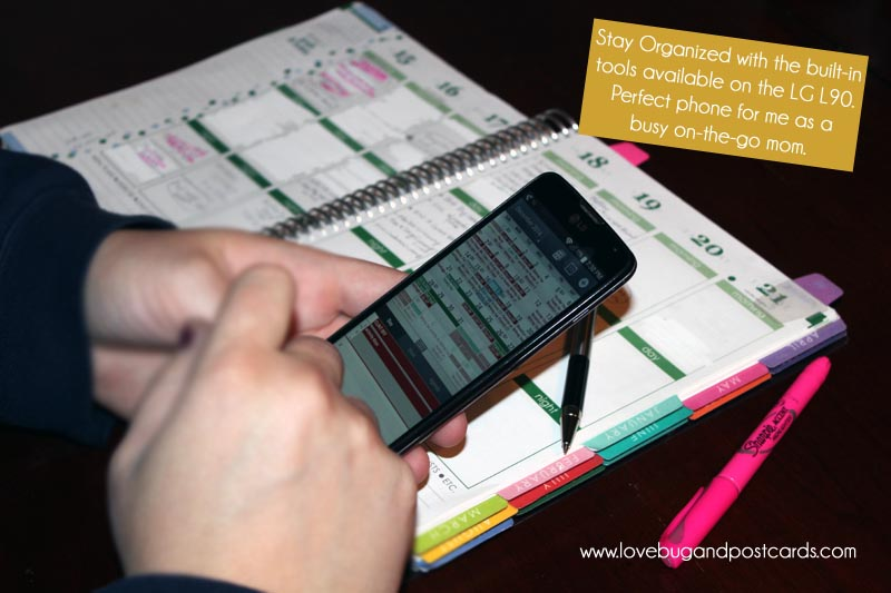 Tips to keep your life organized with Walmart Family Mobile