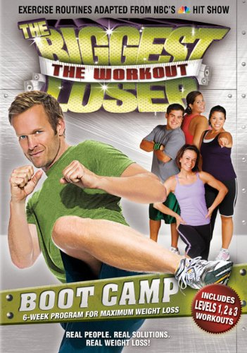 Best Workout Video Biggest Loser DVD