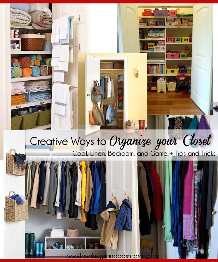 How To Organize Closet Organize Your Closet 100 Closet