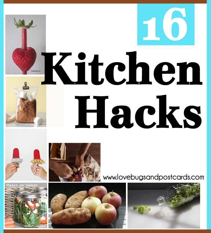 Kitchen Hacks Facebook: Lovebugs And Postcards