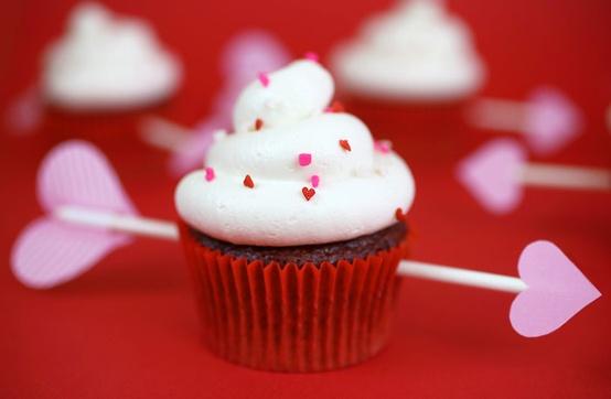 Cupid Cupcakes