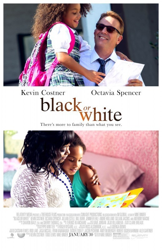 Black or White movie