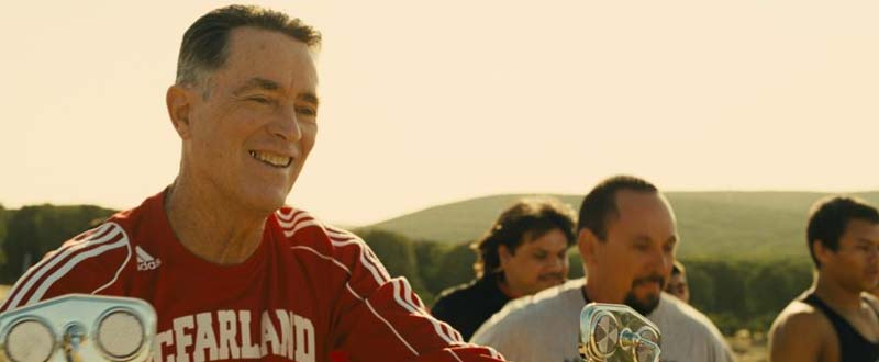 Coach White - McFarland, USA