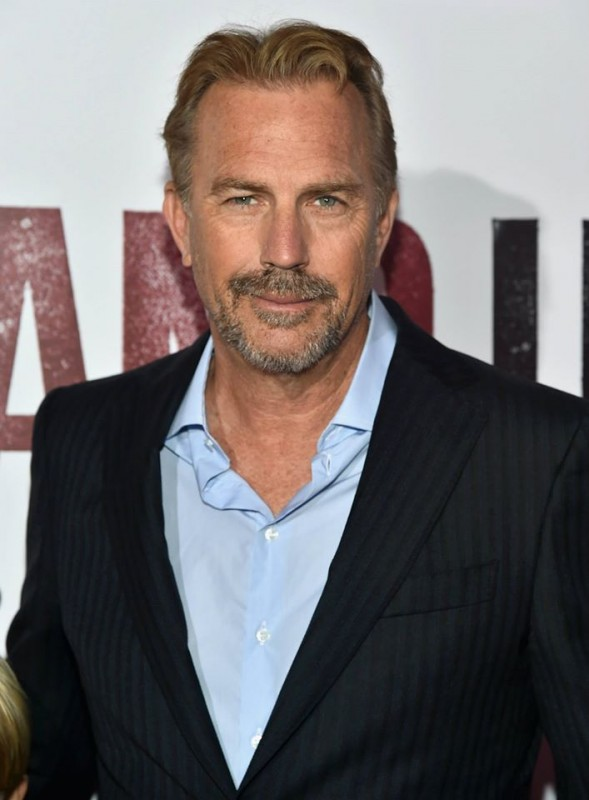 Kevin Costner Red Carpet