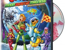 Warner Bros. Scooby-Doo! Moon Monster Madness on DVD today!