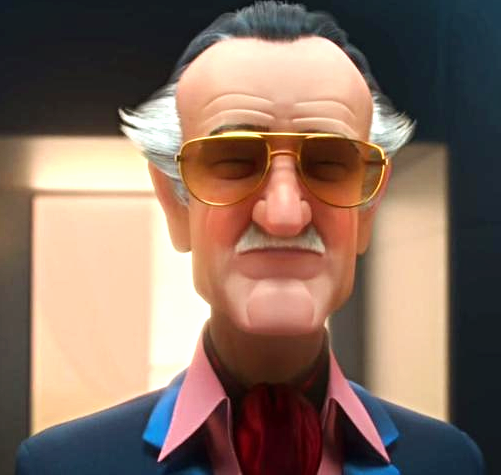 Stan Lee in Big Hero 6