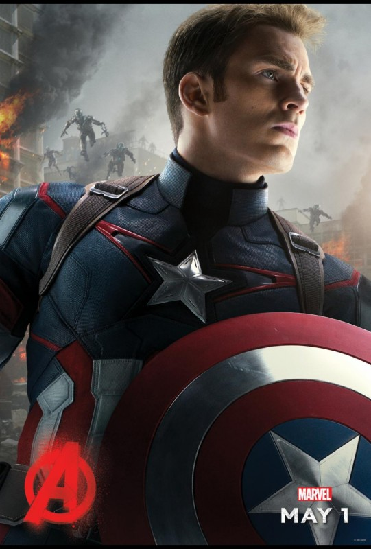 Marvel's AVENGERS Age of Ultron Trailer #Avengers #AgeOfUltron