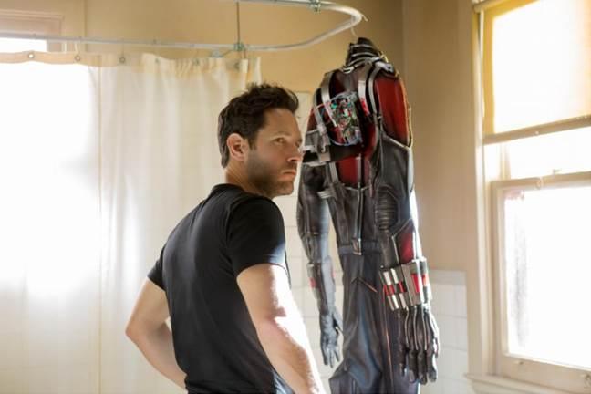 Marvel's ANT-MAN Trailer #AntMan