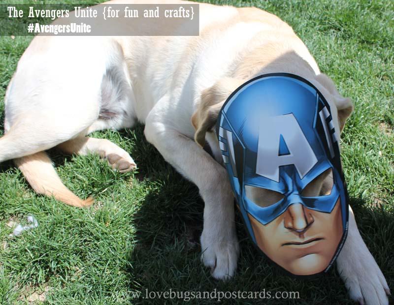 The Avengers Unite {for fun and crafts} #AvengersUnite