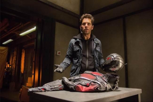 Marvel's Ant Man Trailer #AntMan