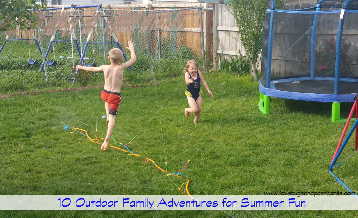 10 Outdoor Family Adventures for Summer Fun