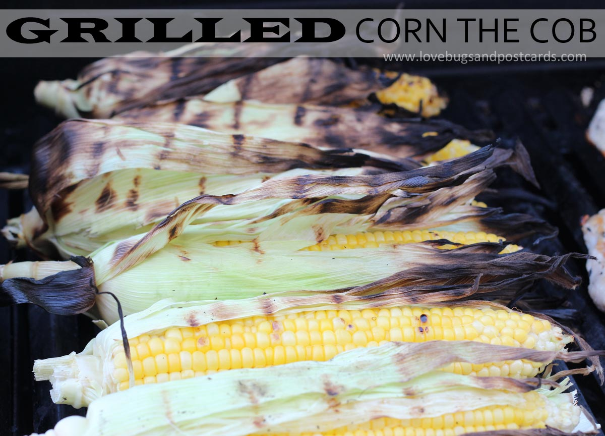 Have you had Grilled Corn on the Cob? What do you think?