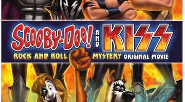 Scooby-Doo! And KISS: Rock and Roll Mystery on DVD and Blu-Ray