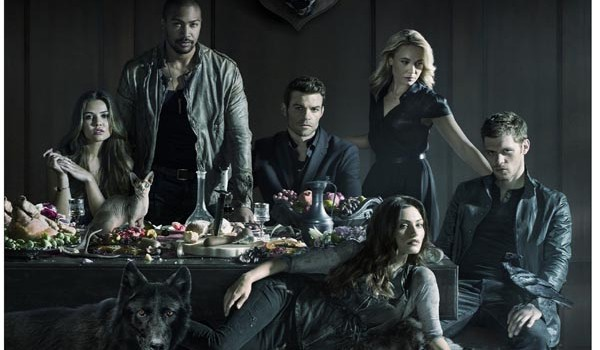 The Originals: The Complete Second Season out today!