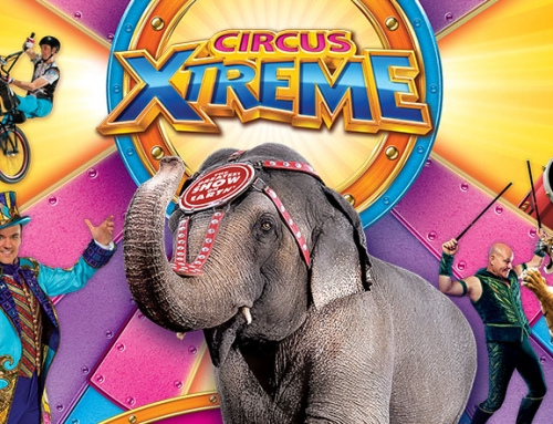Enter to win tickets to CIRCUS XTREME in Salt Lake City, Utah