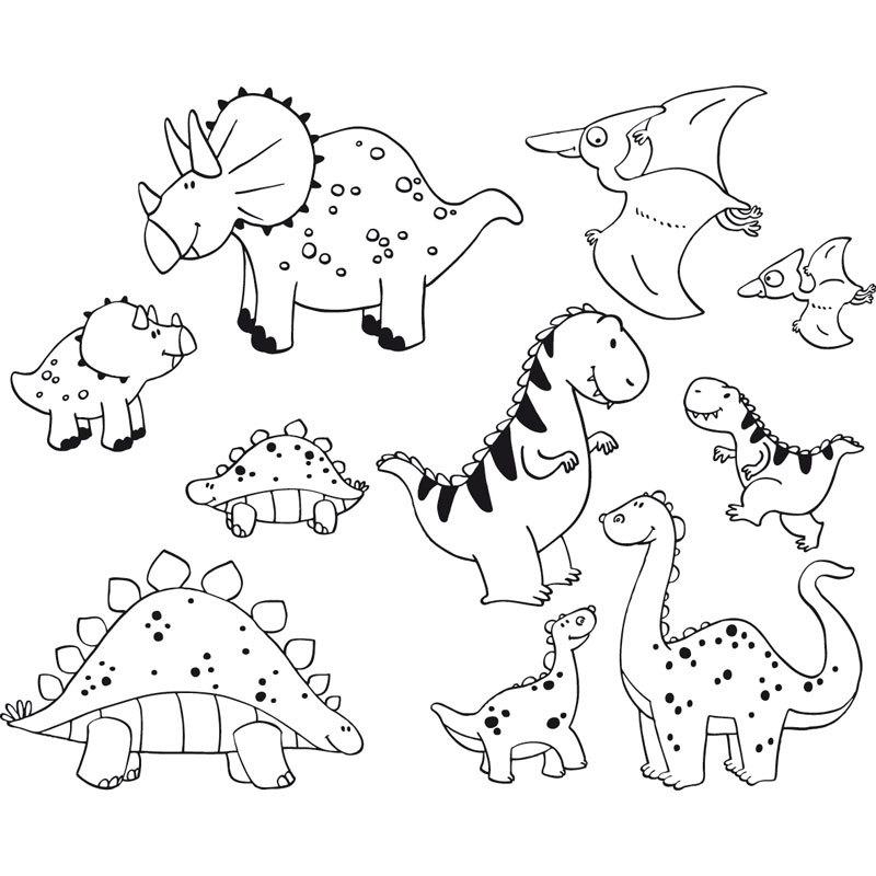 Dinosaur Kids Puppets Credit