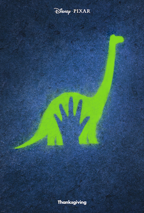 DISNEY•PIXAR's The Good Dinosaur #GoodDino