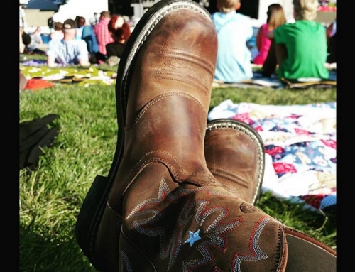 Ariat Probaby Boots and Luke Bryan