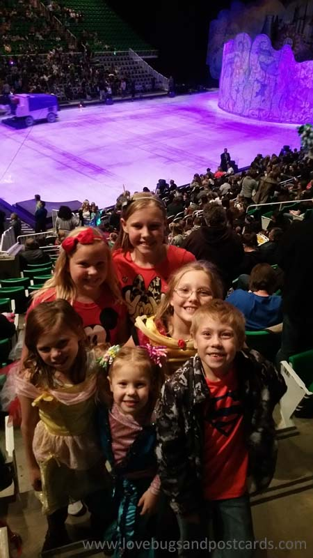 Disney on Ice presents Dare to Dream Review