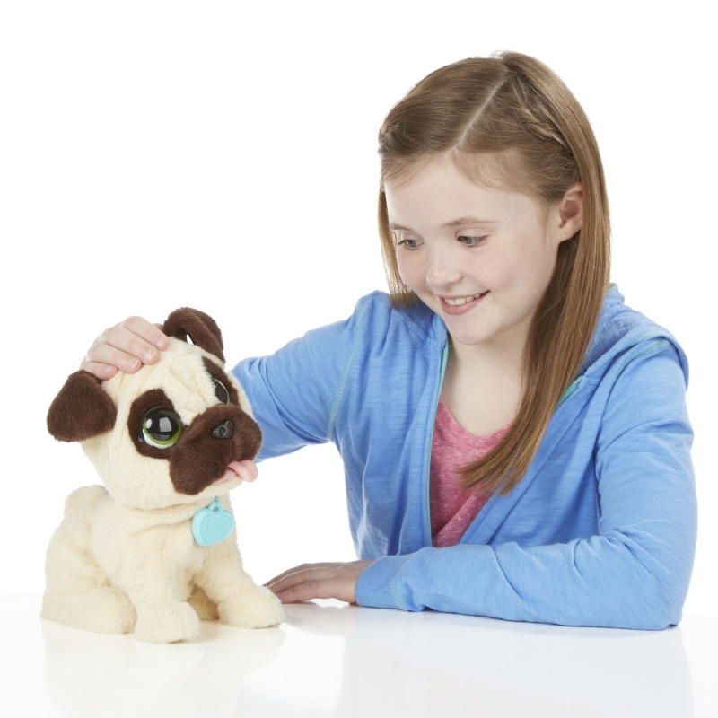 Furreal Friends JJ, My Jumpin' Pug Pet review