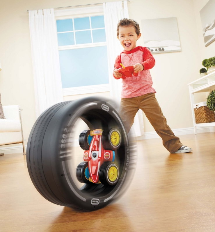 Little Tikes RC Tire Twister review