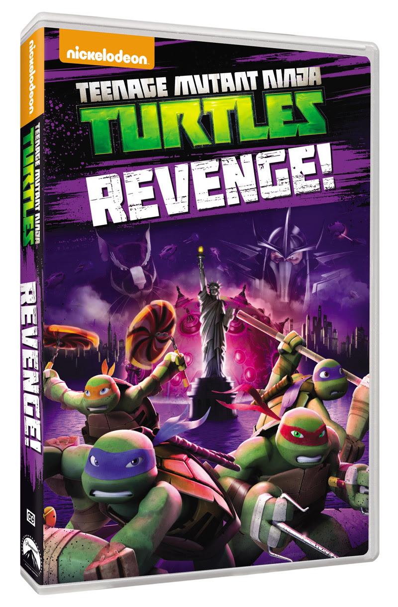 Teenage Mutant Ninja Turtles: Revenge! out today
