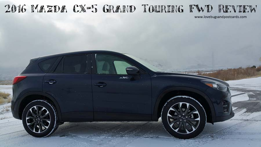 2016 Mazda CX-5 Grand Touring FWD Review
