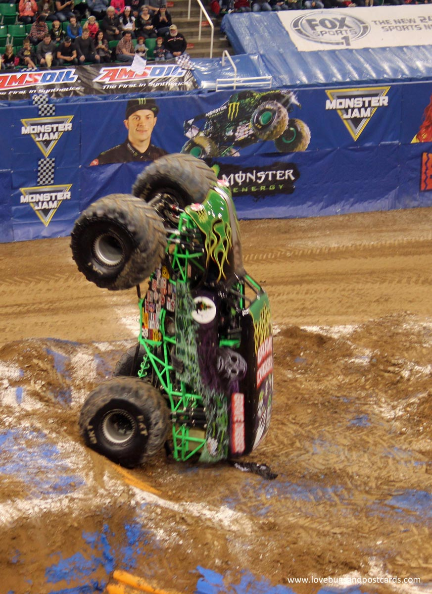 Monster Jam 2016 Utah Review