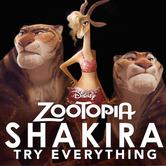 zootopoiaShakira
