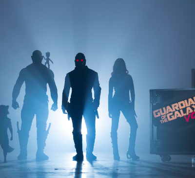 Marvel's Guardians of the Galaxy Vol. 2 announced for May 5, 2017 Release #GotGVol2