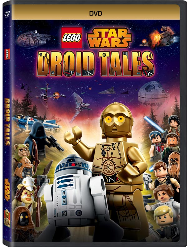 LEGO® STAR WARS: Droid Tales!