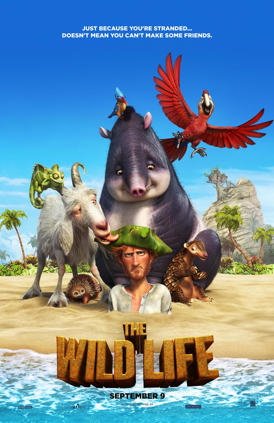 TheWildLife-Poster1