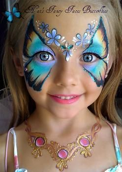 17 Creative Face Painting Ideas for Halloween and Birthdays