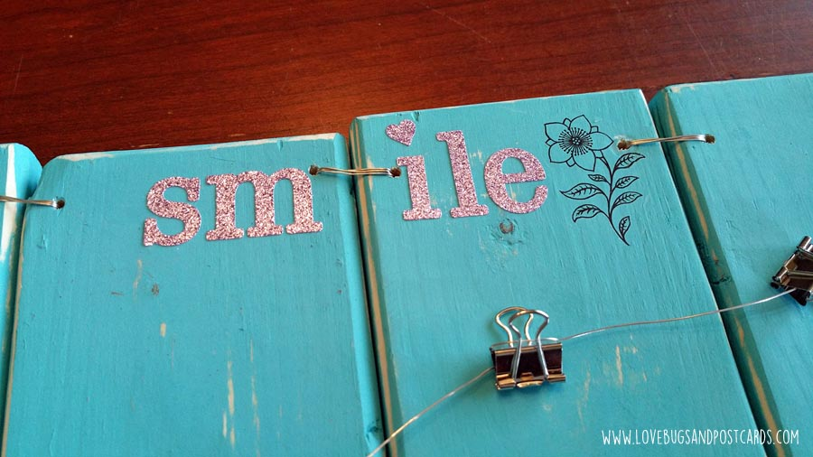 DIY Photo Board