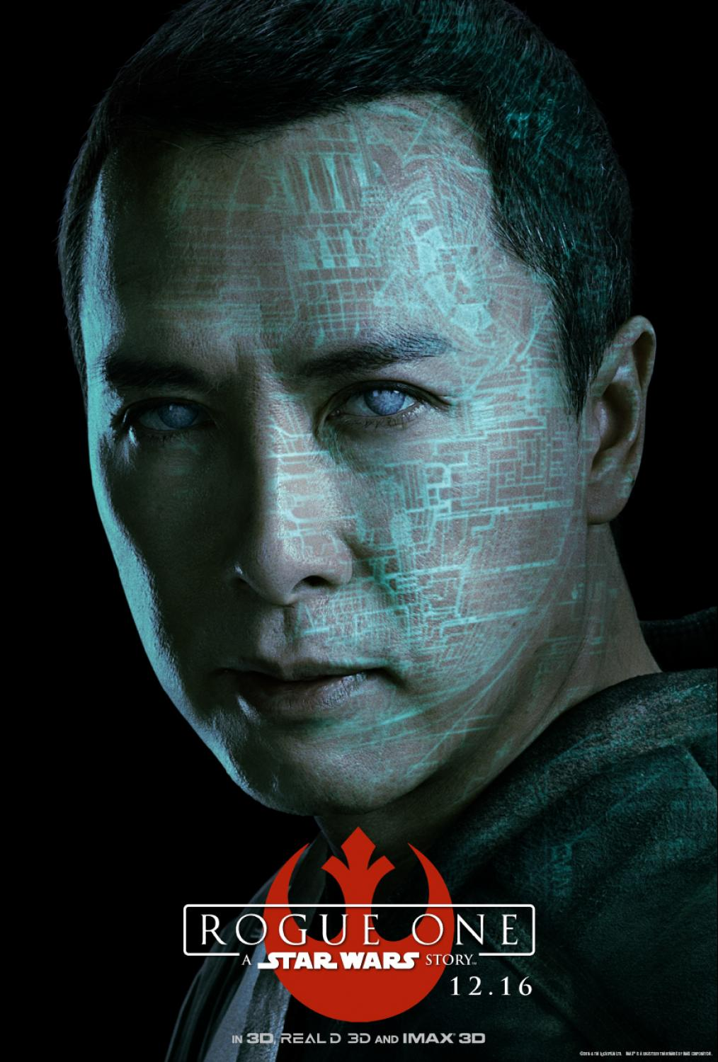 Chirrut Îmwe - ROGUE ONE: A STAR WARS STORY
