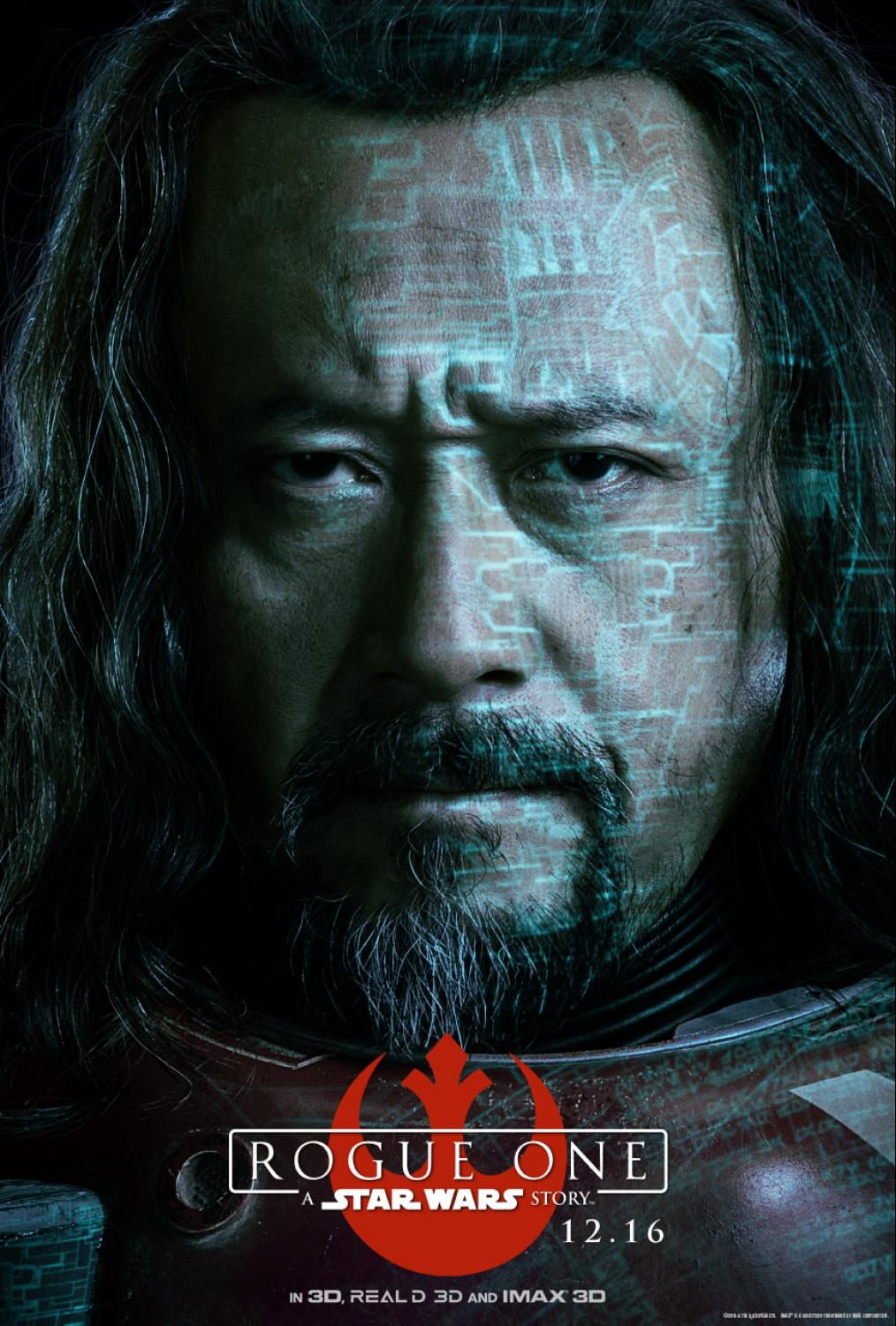 Baze Malbus - ROGUE ONE: A STAR WARS STORY