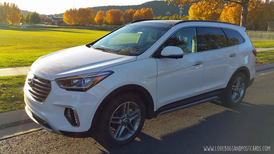 2017 Hyundai Santa Fe Limited AWD