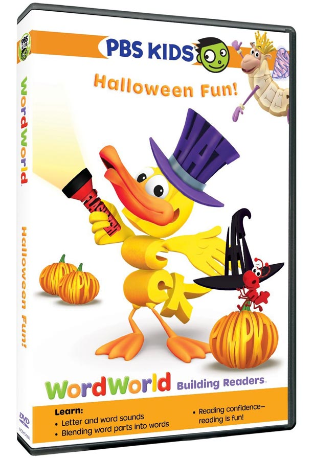 """WORDWORLD: HALLOWEEN FUN"""