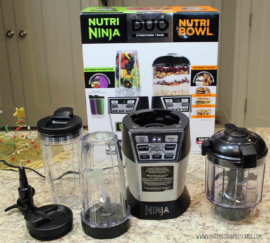 Nutri Ninja Nutri Bowl DUO Review
