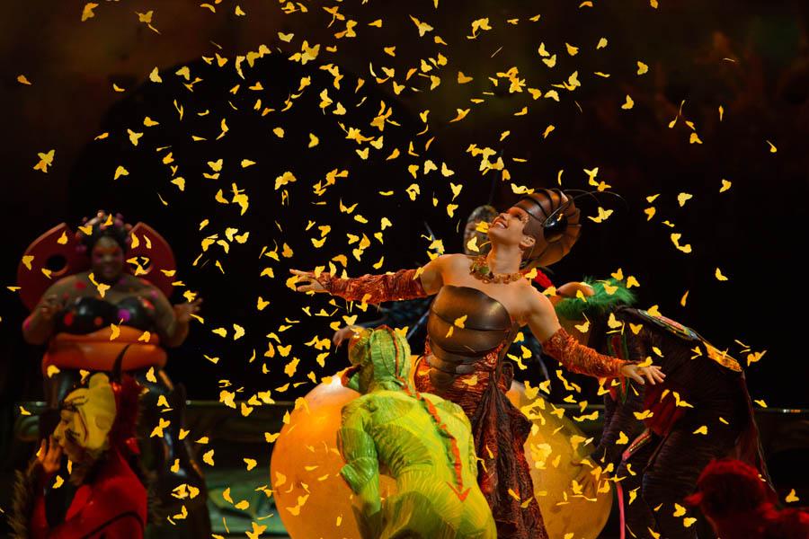 Cirque du Soleil OVO