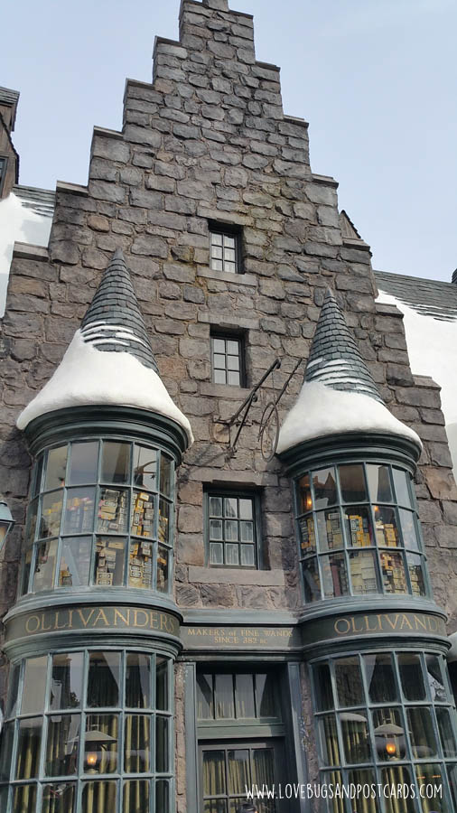 The Wizarding World of Harry Potter at Universal Studios Hollywood #WizardingWorldHollywood